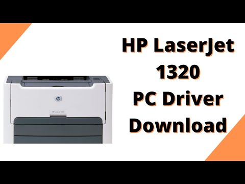 How To Download Hp Laserjet 1320 Printer Driver [Download Link]