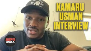 Kamaru Usman sends message to Jorge Masvidal & Conor McGregor | ESPN MMA