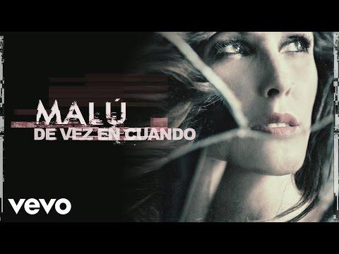 Malú - De Vez en Cuando (Audio)