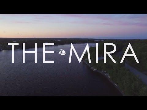 The Mira River / Cape Breton, Nova Scotia