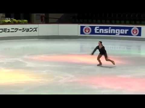 Elizaveta Tuktamysheva gala - 2014 Nebelhorn Trophy