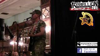 Kill The Poor -DK- Mauri Clash City Rocker - REBELLION 2011
