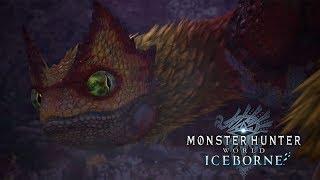 Monster Hunter World Iceborne Coral Pukei-Pukei