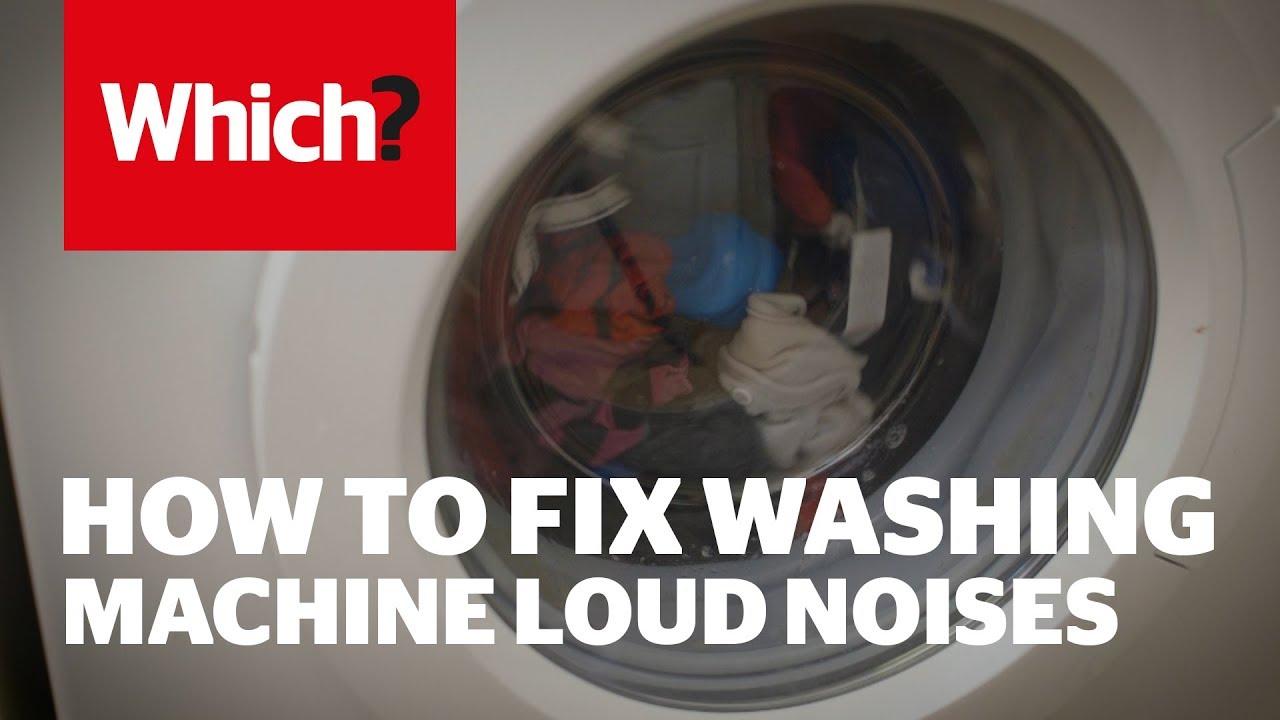 Washing Machine Repairs Loud Washing Machine Youtube