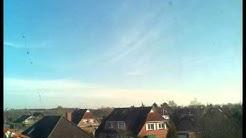 Wetter Emden Ostfriesland Zeitraffer vom 01.01.2016
