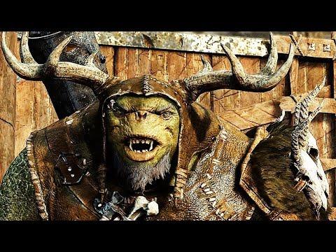 SHADOW OF WAR - HIGH Level 925 Dark Overlord Dark Citadel 568 Boss Battle |