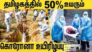 Increasing Death Rate in Chennai