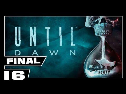 UNTIL DAWN - Detonado Dublado - Parte #16 - RESULTADO DO CAOS [FINAL]