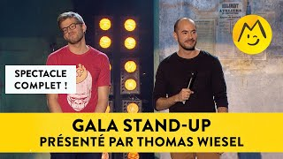 """Gala Stand-up avec Thomas Wiesel"" - Spectacle complet Montreux Comedy"