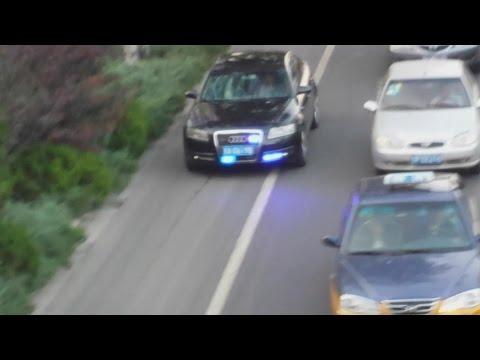 Beijing unmark police car(Privilege car)