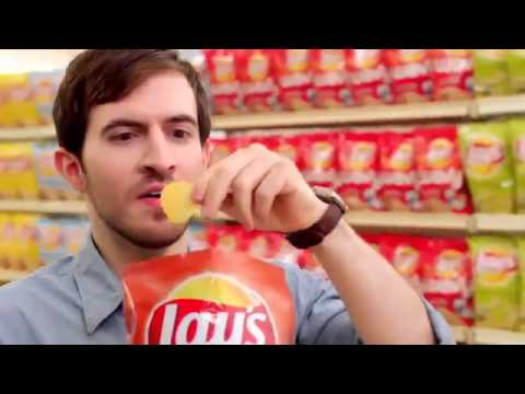 Lay's TV Commercial – Out For Some Lay's And You Face A Test