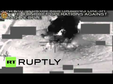 Iraq: Coalition airstrikes batter IS positions at Baiji oil refinery