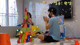 유아놀이체육수업 풀영상 공개! 30개월 가정방문수업 현…