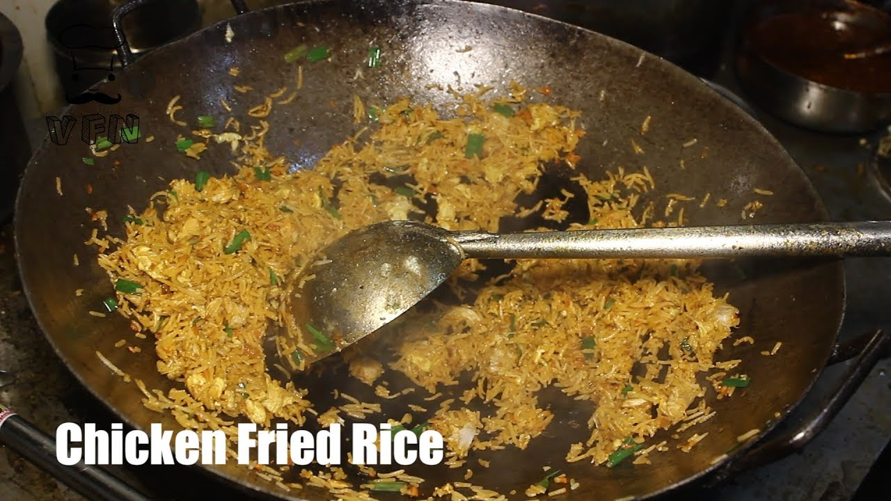 Chicken fried rice restaurant style indian chinese food viral chicken fried rice restaurant style indian chinese food viral food network forumfinder Gallery