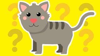 Kedi Kardeş Nerdesin? - Bebekler ve Çocuklar için Eğlenceli Şarkılar