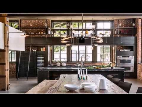Industrial Loft Style House Plans