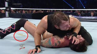 10 WWE Wrestlers Who Really Poo'd Themselves In The Ring
