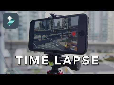 How to Make a TIMELAPSE Video in Filmora