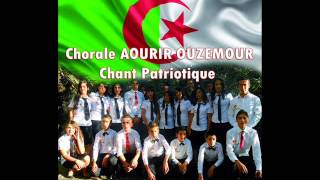 extrait album chorale Aourir Ouzemour
