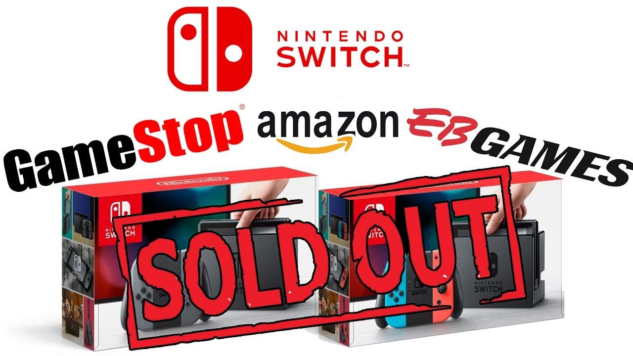[Nintendo Switch] เครื่อง Switch มีแววขาดตลาดไปถึงสิ้นปี ทั้งที่ญี่ปุ่นและอเมริกาเลยทีเดียว !!