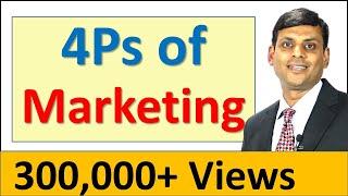 7. 4Ps of Marketing / Marketing Mix by Prof. Vijay Prakash Anand