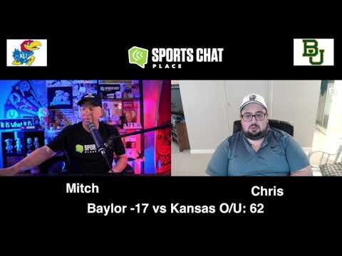Kansas at Baylor -  Saturday 9/26/20 - College Football Picks & Prediction   Sports Chat Place