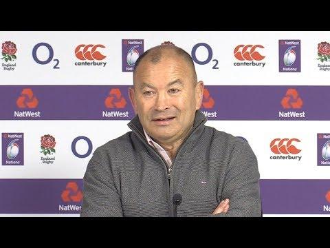 England v Ireland - Eddie Jones Post Match Press Conference - Six Nations