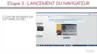 L'e-surveillance des certifications TOSA