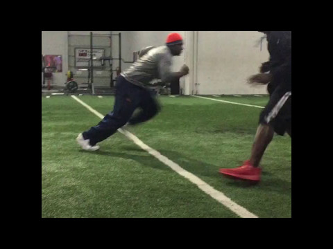 Willie Anderson Lineman Academy - Pro Lineman Training