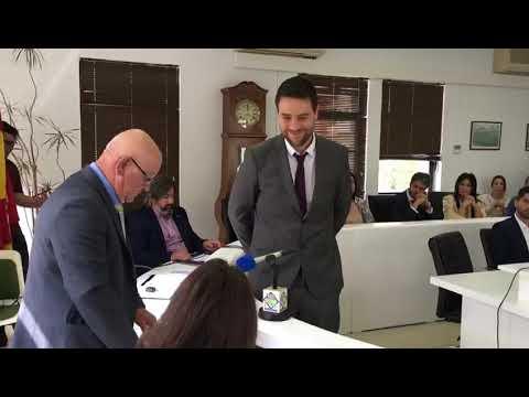 Fran Cajoto, elegido alcalde de Foz con los votos a favor del BNG y de FPF