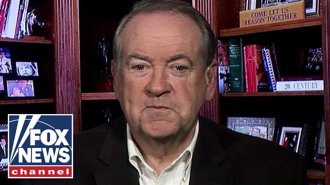 Mike Huckabee reacts to Trump's immigration compromise