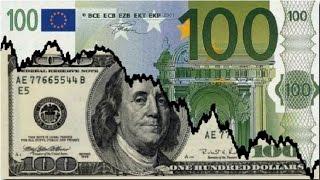 Как торговать на форексе валютной парой Евро Доллар EURUSD