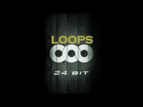 hip hop drum loops 24 bit .wav high quality