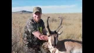 WHHC Montana Antelope Hunt @ The Dream Ranch