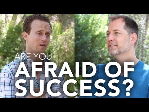 How to Overcome Your Fear of Success