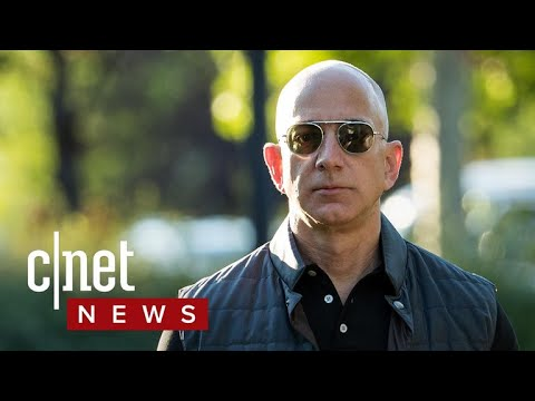 Jeff Bezos is the richest person on Earth... for now
