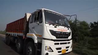 Eicher Heavy Duty range of trucks – For all your cement logistic needs