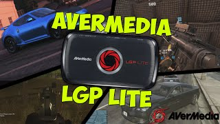 AVerMedia Live Gamer Portable Lite - Unboxing & Review + Gameplay