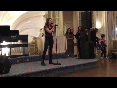 Skylar Burke  Titanium acoustic  Boston's Got Voices 1316 age 13