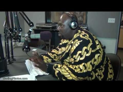 WHCR Radio Live, Randy Jones interview