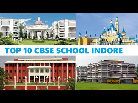 Top 10 School Indore