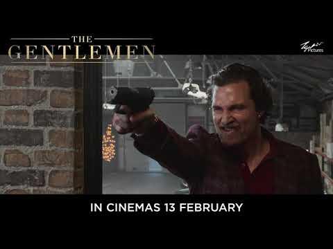 The Gentlemen Trailer #2 – In Cinemas 13 February 2020