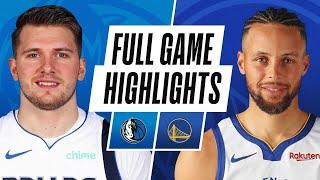 Game Recap: Mavericks 133, Warriors 103