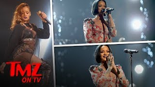 Rihanna Rejects The Super Bowl In Support Of Colin Kaepernick | TMZ TV