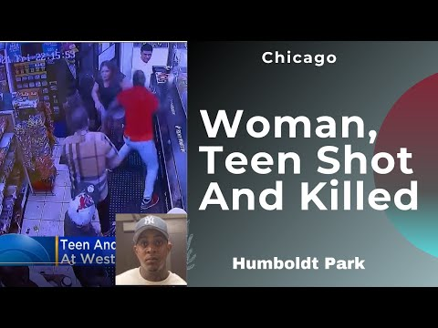Chicago Woman, Teen Shot And Killed At Humboldt Park Liquor Store