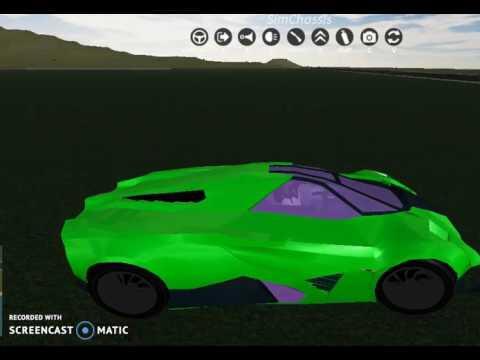 Roblox Vehicle Simulator Easy Money Bot Get Lamborghini Egoista