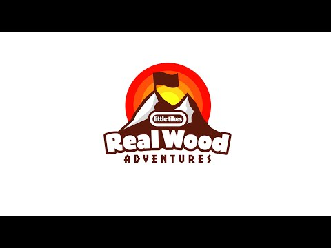 Introducing Little Tikes Real Wood Adventures Playsets!
