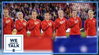 USWNT WINS their 4th World Cup! | We Need to Talk