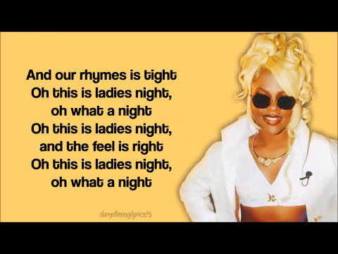 Lil' Kim - Not Tonight (Remix) [feat. Angie Martinez, Left Eye, Da Brat & Missy Elliott] Lyrics
