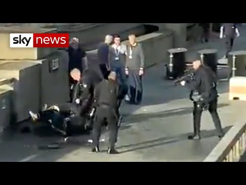 London Bridge Attack Filmed From All Angles